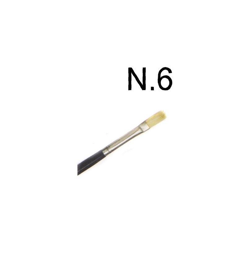 PENNELLO PIATTO N.06