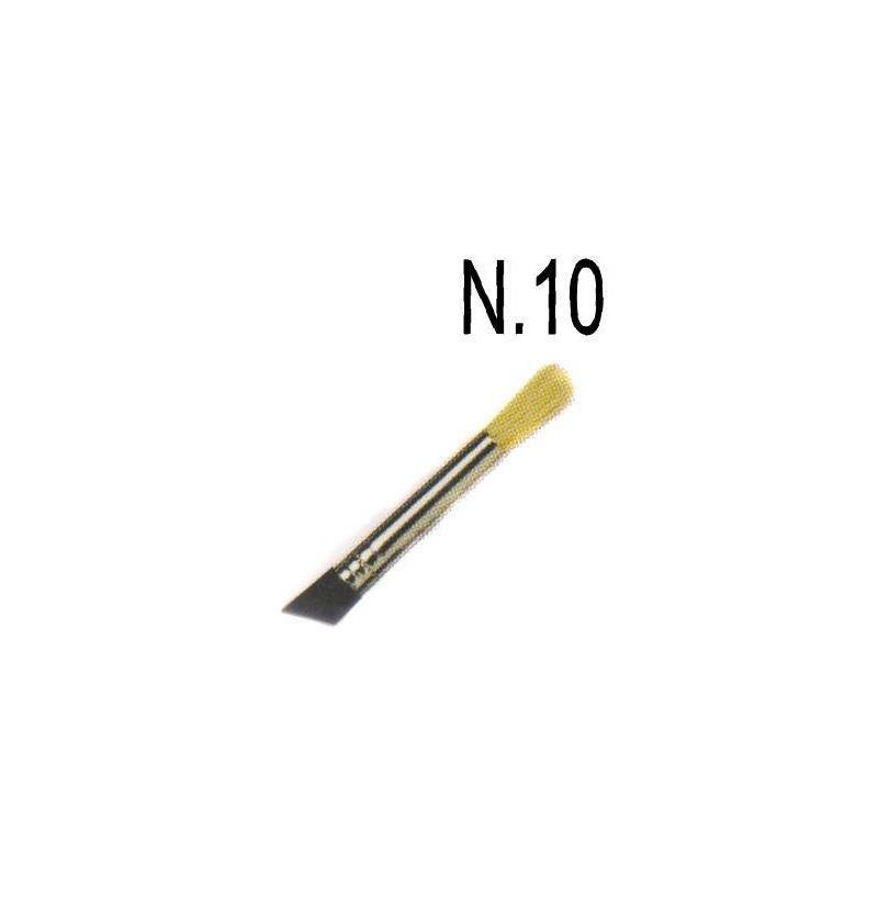 PENNELLO TONDO N.10