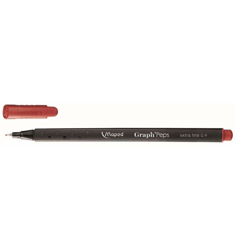 penna-graph-peps-117-rosso