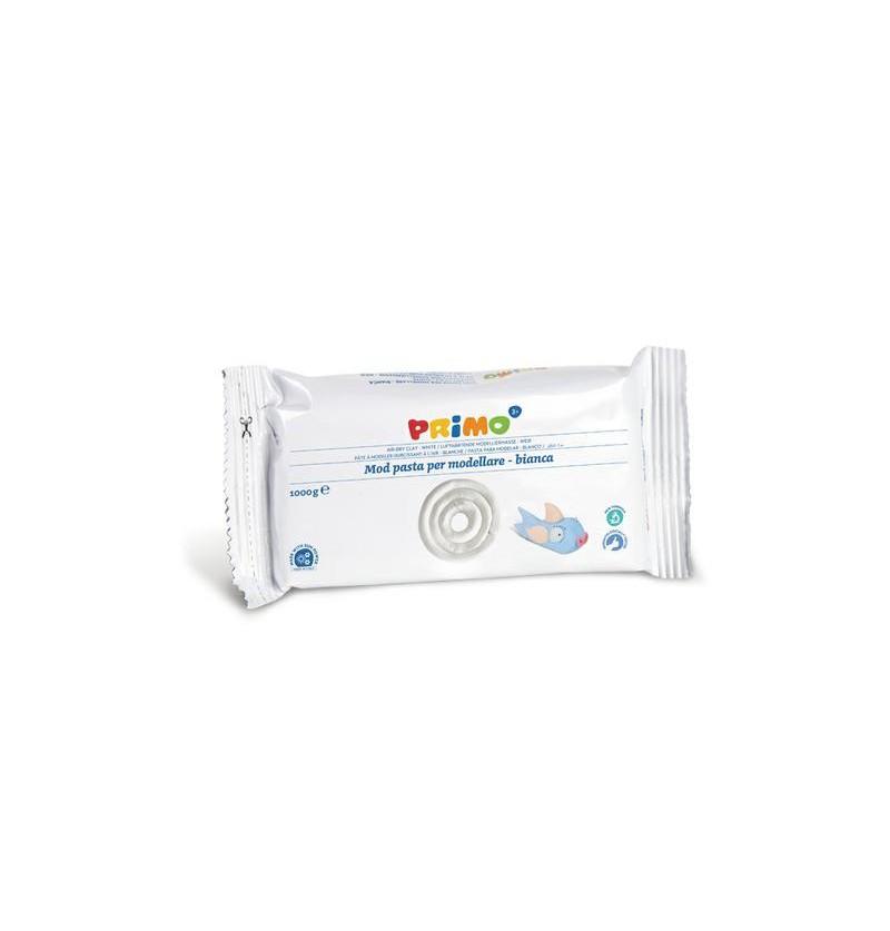 PASTA PRIMO X  MODELLARE 1KG Bianco