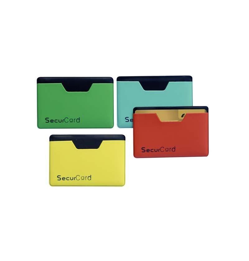 SECURCARD PEGAGUS 2 CARDS
