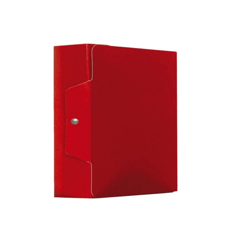 PORTAPROGETTI IN PRESPAN D02 25X35 Rosso**