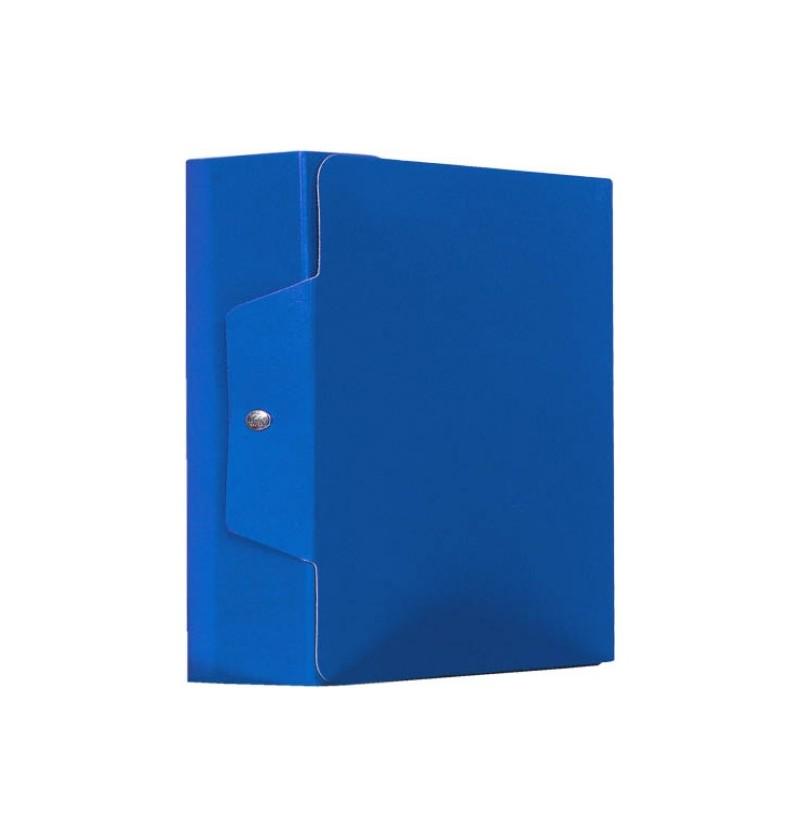 PORTAPROGETTI IN PRESPAN D06 25X35 Blu