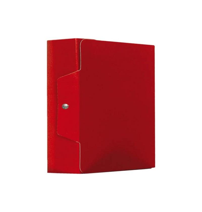 PORTAPROGETTI IN PRESPAN D10 25X35 Rosso