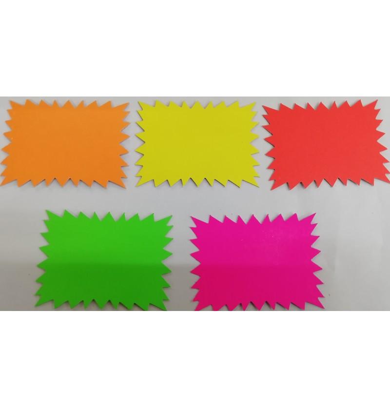 SEGNAPREZZI FLASH 9,5x13 50PZ 041