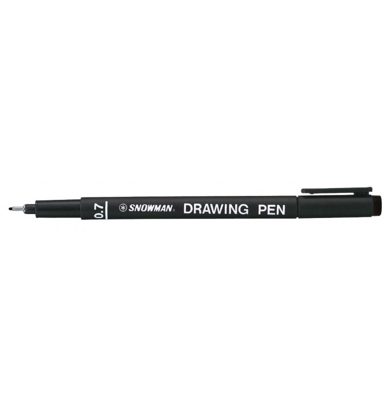 PENNA WIGO DRAWING PEN 07 Nero