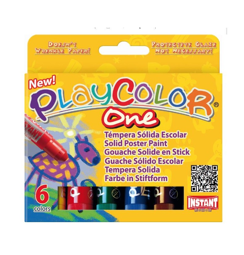 TEMPERA SOLIDA PLAYCOLOR...