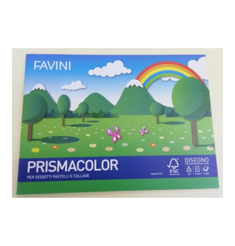 ALBUM FAVINI GR128 FG10...