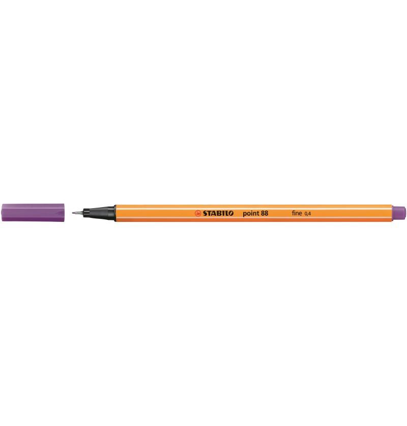 penna-stabilo-point-88/59-lilla-chiaro