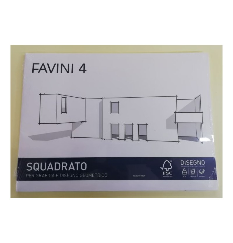 ALBUM FAVINI GR220 FG20 24X33 LSQ