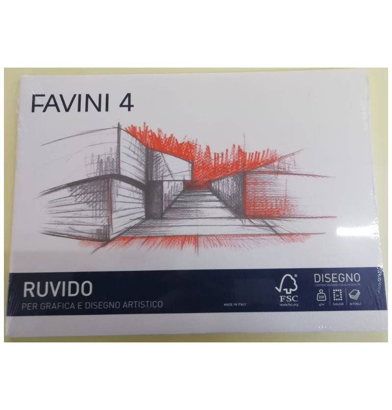 ALBUM FAVINI GR220 FG20 24X33 Ruvido