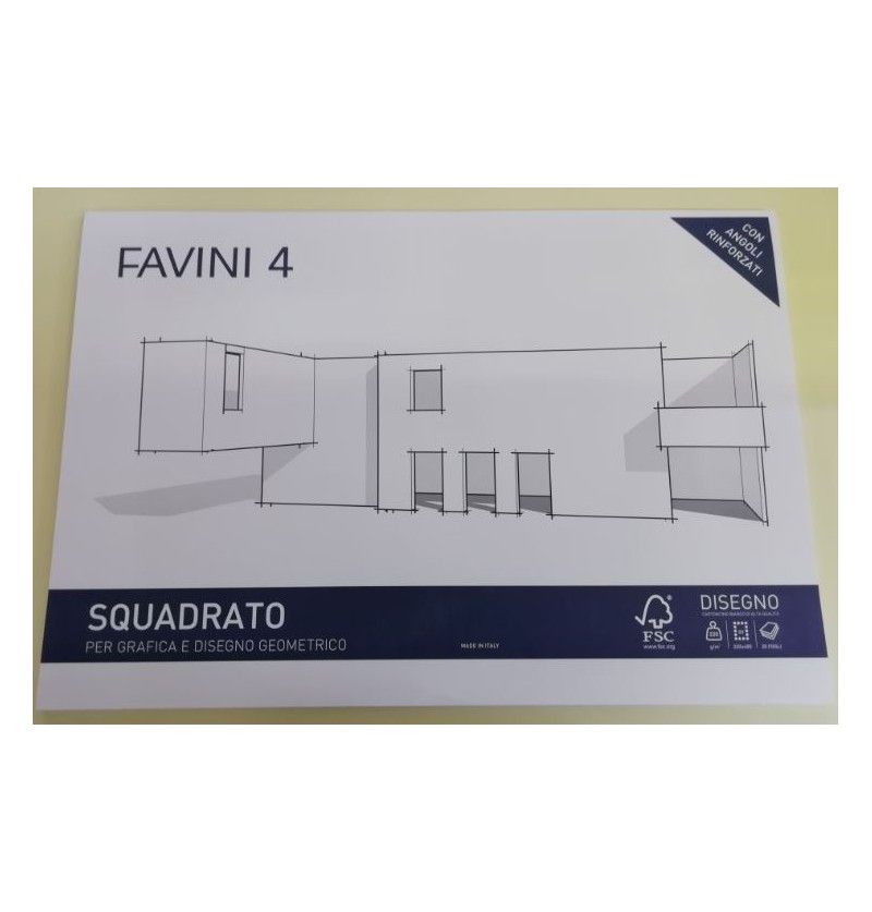 ALBUM FAVINI GR220 FG20 33X48 LSQ