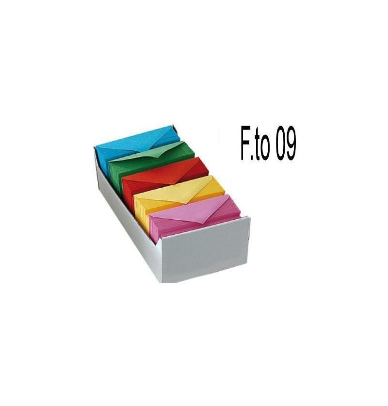 BUSTA CARTONCINI FT09/100/100 Ass.to Forte