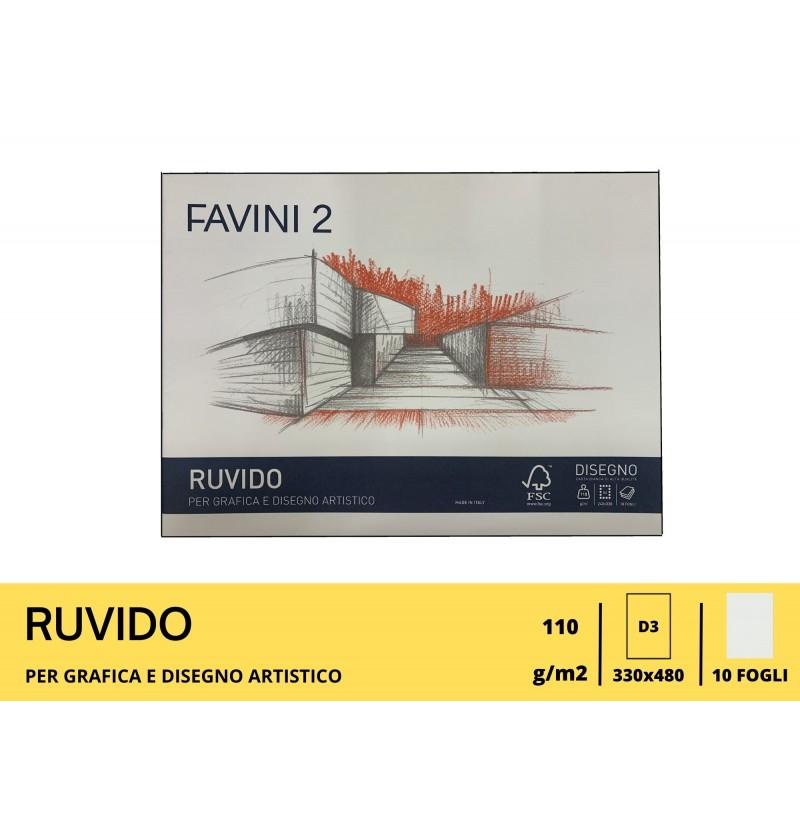ALBUM FAVINI GR110 FG10 33X48 Ruvido